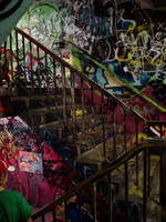 Stairwell by Iararawr