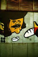 yellow head by Arnou