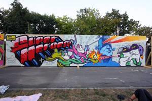 Street Heroes by Arnou