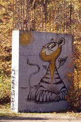 Mr.AO the Tiger by Arnou