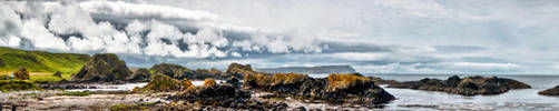 Northern Ireland Panorama by Tiemen-S