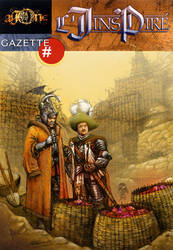 Agone online book cover by JohnMcCambridge