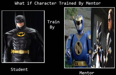 What If Ninjor and Master Swoop trained Batman? by Thunderstudent