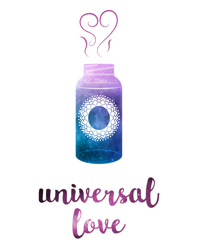 February Challenge: Day 2: Universal Love by HazelRose3637
