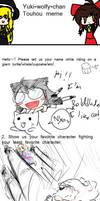 Touhou meme by Boldblade