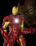 Ironman by ruga-rell