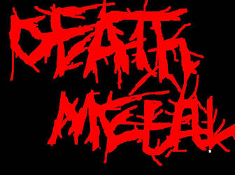Death metal by gunryuza