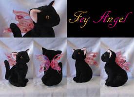 Fey Angel by WhimzicalWhizkerz