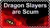 Dragon slayers stamp by GersifGalsana