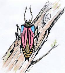Beetle -Inktober 2018 by GersifGalsana
