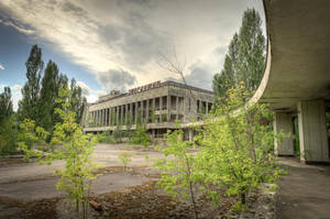Pripyat Square by Noss4ra2