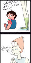 Steven Universe Comic - Wrong Feet by Sigma-the-Enigma