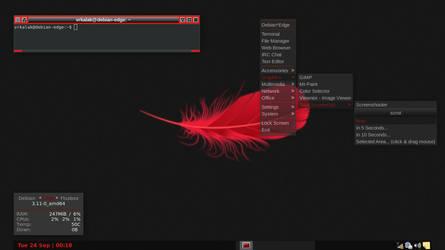 Linux Desktop - 2013.09.29 by vrkalak
