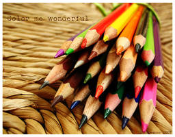 Color Me Wonderful by lucidreamer20