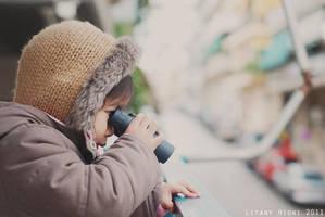 Little Explorer by lucidreamer20