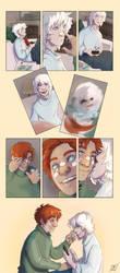 Mini Comic by MonsieArts