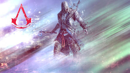 Assassin Creed 3 liberty by Maxter190