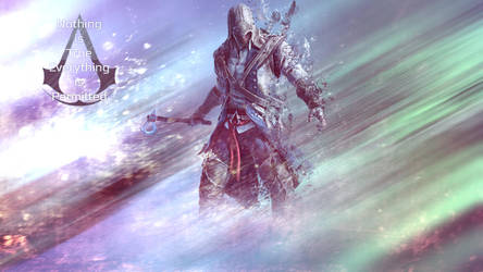 Assassin Creed 3 liberty 2 by Maxter190