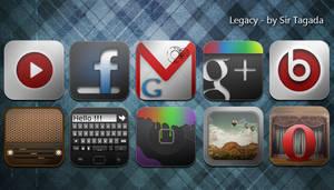 MIUI icons - Legacy by sirtagada