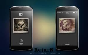 Return - second time by sirtagada