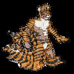 Tiger Symbiotic by Bongwater-bandit