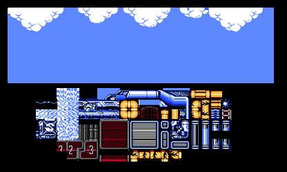 Mega Man V: Neptune Tileset by Bongwater-bandit