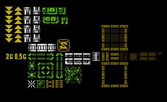 Mega Man V: Saturn Tileset by Bongwater-bandit