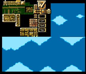 Megaman Fangame Resources: Improved Elec Man Tiles by Bongwater-bandit