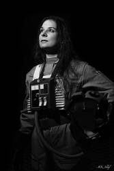X-Wing pilot - Want to be up there by bossi-nassatko