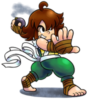 Mario and Luigi Rpg Style: Hoshi by superdes513