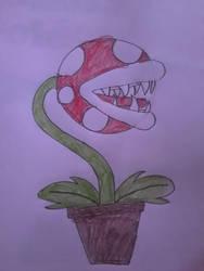 Piranha Plant by superdes513