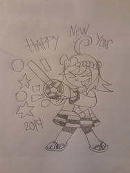 Happy New Year by superdes513