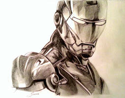 I Am Iron Man by castielangel88