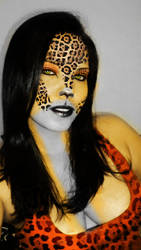 body paint photoshop by luncaster3