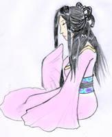 Japonaise by KuroSuzuNeko