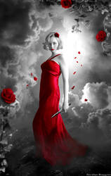 Lady In Red by sirpsychosexy8