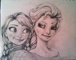 Sisters by Shauntinasha