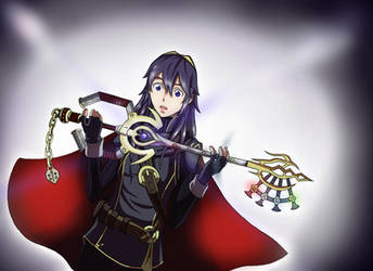 Lucina's Keyblade: Royal Lineage by wsan1