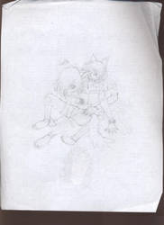 anime demon couple by osirius-raeyna-katja