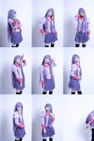 Bakemonogatari Monstory by 4j4j4j