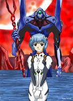 Evangelion...Just Rei... by belafantasy