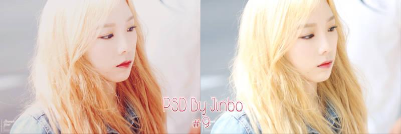 PSD Coloring #9 - Jinbo - by JinJiyeon