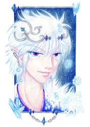 Winter  -  Fuyuhiko by Azareea