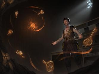 The Magicians Fan Art by ArtDO