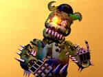 Horrific FreddyZica by HyperRui37