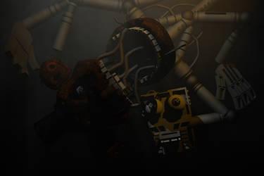 Hell Freddy by HyperRui37