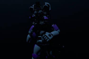 Funtime Freddy V2 (Render 2) by HyperRui37