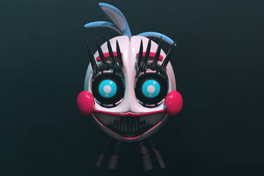 HG Funtime Chica W.I.P by HyperRui37