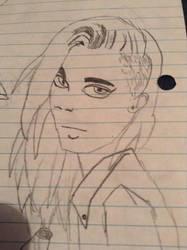Rock girl by Maryannefan