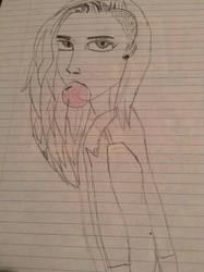 Bubblegum by Maryannefan